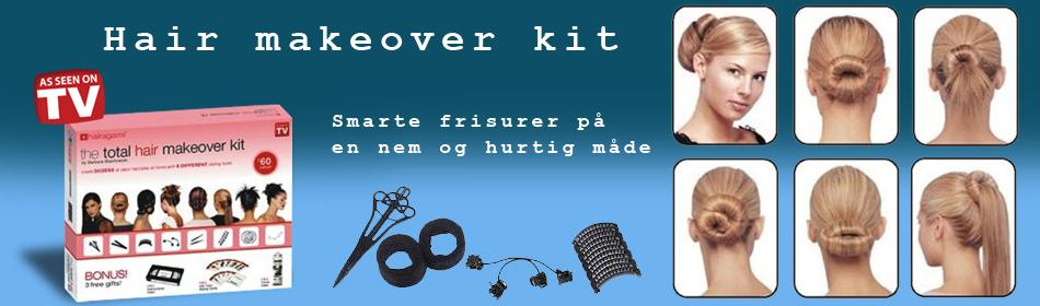 Hair makeover kit