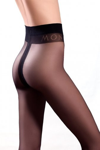 Mona Eksklusive strømpebukser - Model Tights Dalia 20 Den (Large) 1 par