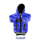 Smart dynejakke til din Iphone 4 - Cobalt